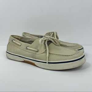 Sperry Top-Sider Canvas Haylard Boat Shoes